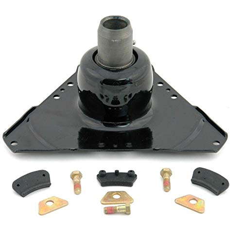 EMP Triangular Coupler for Mercruiser GM V6 4.3L & V8 5.0L 5.7L 305 350 with Alpha Drives Also 99 up 4 cyl Replaces18-2323 18-2175 18643A5 Read Product Description for Application ()