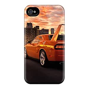 New Style EOV Hard Case Cover For Iphone 4/4s- Dodge Challenger Superbird