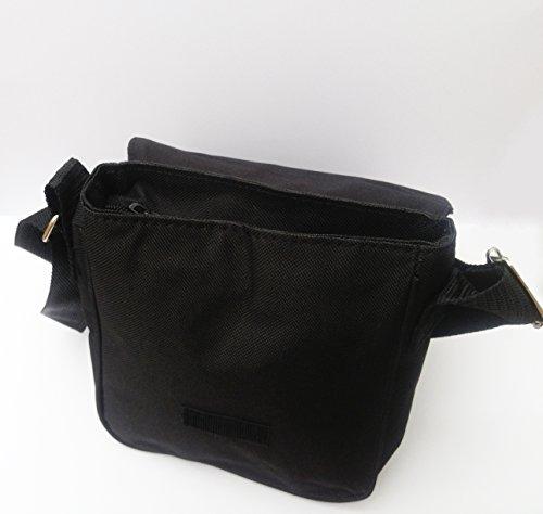 Schultertasche Handtasche Tasche mit Eulen Eulchen gepunktet Mädchentasche mit Eule Tasche mit Namen kt071/0