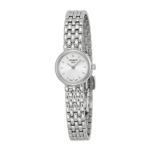 Tissot Women's T0580091103100 T-Trend Analog Display Swiss Quartz Silver -