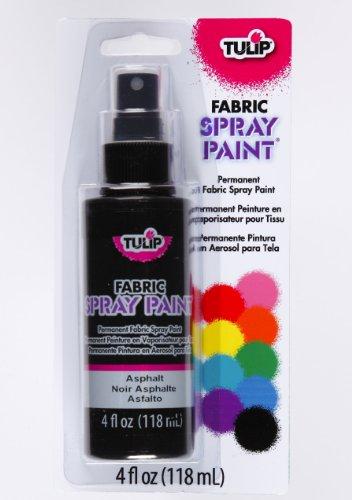 fabric spray paint tulip - 3