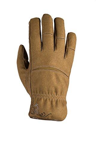 - Noble Women'S Dakota Fleece Lined & Waterproof Glove Tobacco Medium