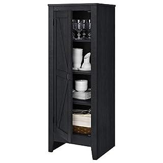 System Build Storage Cabinet Black Oak (B07GYBYK9M) | Amazon price tracker / tracking, Amazon price history charts, Amazon price watches, Amazon price drop alerts