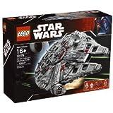 Lego (レゴ) Star Wars (スターウォーズ) Ultimate Collector's Millennium Falcon ブロック おもちゃ (並行輸入)