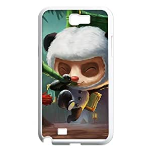 Samsung Galaxy N2 7100 Cell Phone Case White Teemo league of legends Zexq