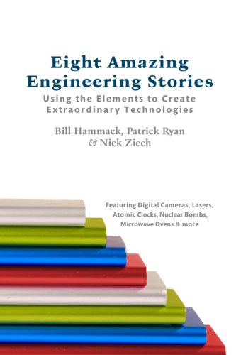 Eight Amazing Engineering Stories cover