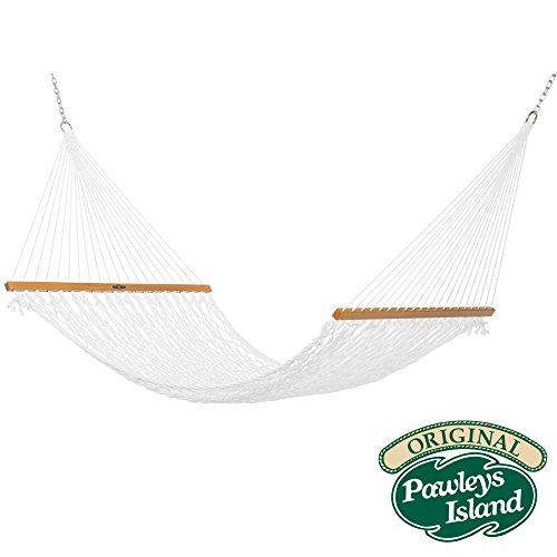 Pawleys Island Single Polyester Rope Hammock