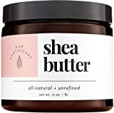 Ivory Shea Butter, 100% All Natural by Raw Apothecary- Top-Grade, Unrefined and Additive Free Ivory Butter (1 Pound)