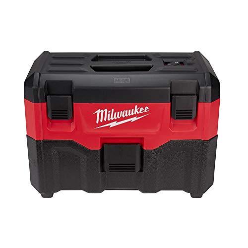 Milwaukee 0880-20 18-volt Cordless Wetdry Vacuum