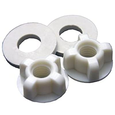 Toto THU9505 G500 Dual Max Cyclone Toilet Mounting Nuts