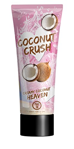 Power Tan Coconut Crush Sunbed Tanning Lotion Cream Accelerator 250 ml by Power Tan
