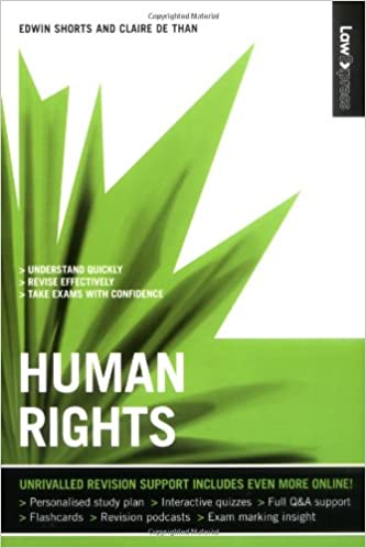 Law Express: Human Rights (Revision Guide): Amazon co uk