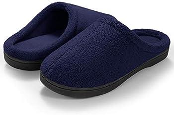 Roadbox Unisex Comfort Memory Foam Slippers