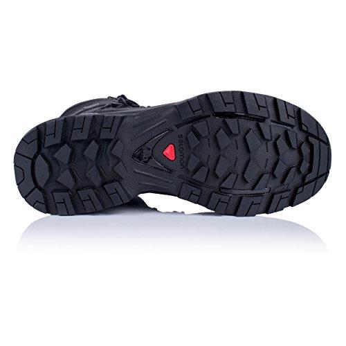 Randonnée 3 De Homme Gtx Quest 4d Noir Hautes Salomon Chaussures vq16YEx