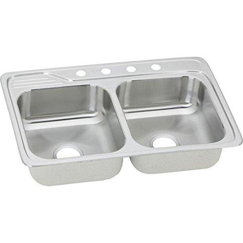 Elkay LRADQ3321450 Sink Stainless Steel
