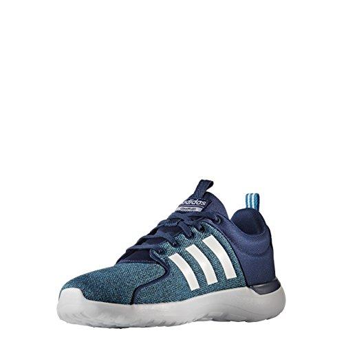 adidas Cloudfoam Lite Racer, Zapatillas Para Hombre Azul (Azusol/ftwbla/azumis)