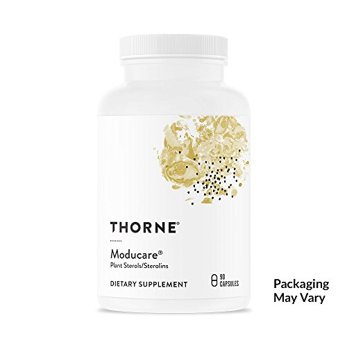 Cheap Thorne Research – Moducare – Balanced Blend of Plant Sterols and Sterolins to Support Immune Function and Stress Management – 90 Capsules