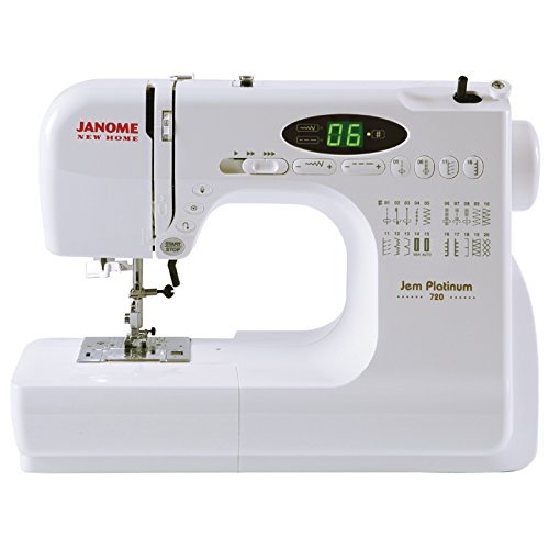 Janome New Home 720 Review