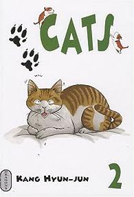 Cats, tome 2 par Hyun-Jun Kang