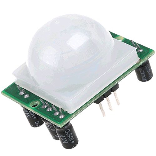 Amazon.com: PIR Motion Alarm Detection module for Raspberry Pi3 & Pi2, Model B+ or Arduino. Comes with 3 GPIO cables: Computers & Accessories