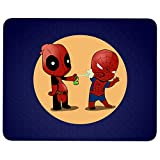 Best Spider-Man Cheap Mouses - Funny Spiderman and Deadpool Mouse Pad for Typist Review