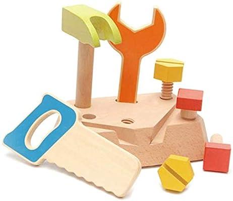 Ladan de los preescolares educativos de herramientas de bricolaje ...