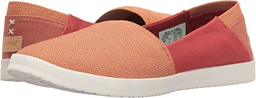 Reef Women's Rose Flat, Rust, 6 M US by Reef