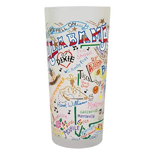 catstudio Alabama Drinking Glass   Beautiful Award Winning Home Decor Artwork Printed On A Durable Cup   Great Birthday, Anniversary, Graduation, Christmas Gift