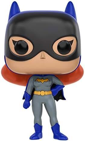 Funko Batman The Animated Series Batgirl Pop Heroes Figure