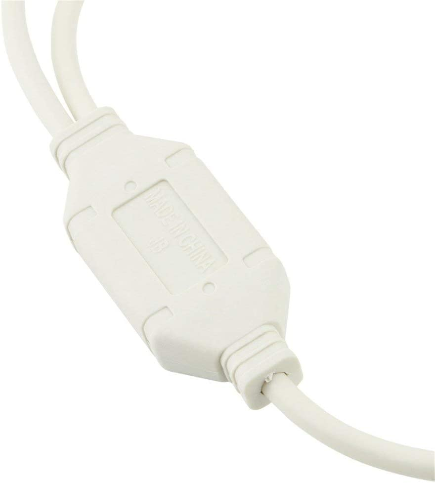 USB Male to PS2 Female Cable Adapter Converter Use for Keyboard to Mouse