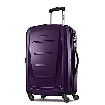 Samsonite  One 2 Fashion Spinner  Purple