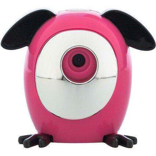 WowWee Snap Petz Rabbit Novelty, Pink/Black
