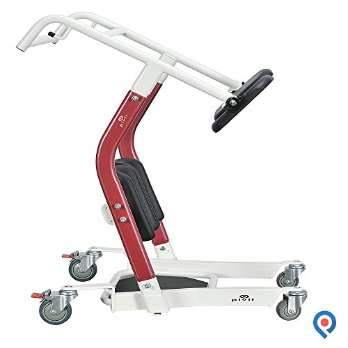 Patient Transfer - Pivit Stand Assist Patient Transport Lift 400 lbs Safe Working Load - Ideal for Transferring Patients to and from Wheelchair or Bed - Affordable Alternative to Battery-Powered Stand Assists