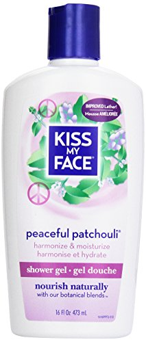 Kiss My Face Peacefully Patchouli product image