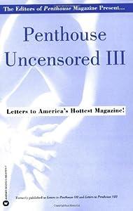letters to penthouse xxxv penthouse international
