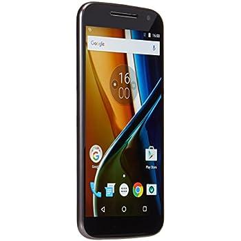 Motorola Moto G4 4ta Generación, XT1621, Dual SIM, color negro