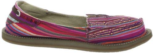 Sanuk , Sandales pour femme multicolore Raisin