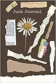 scrapbook kit,vintage journal Notepad journal ephemera 6 sets scrapbook paper junk journal 50pcspack junk journal kit