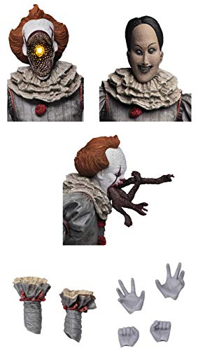 It (2017) Ultimate Pennywise (Dancing Clown) Figure