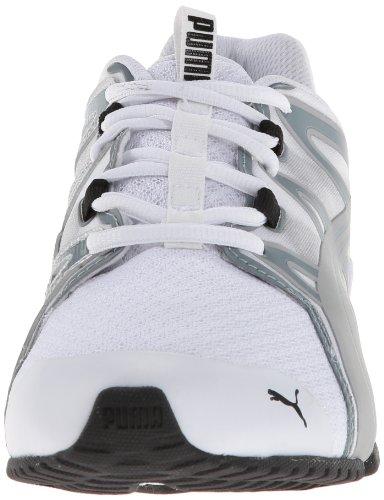 Puma Chaussures De Course Powertech Voltaic Blanc / Alizés / Noir