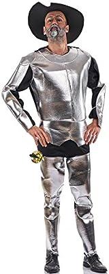 El Rey del Carnaval Disfraz de Don Quijote para Hombre: Amazon.es ...