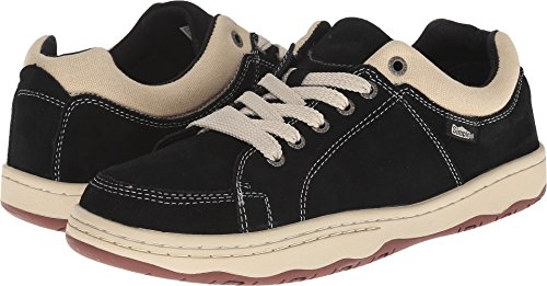 Simple Men's Pipeline-1 Fashion Sneaker, Black Suede, 7.5 M (Simple Suede Sneakers)