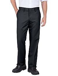 Dickies 2112272BK Pantalones para hombre, Industrial multiusos, con bolsillos