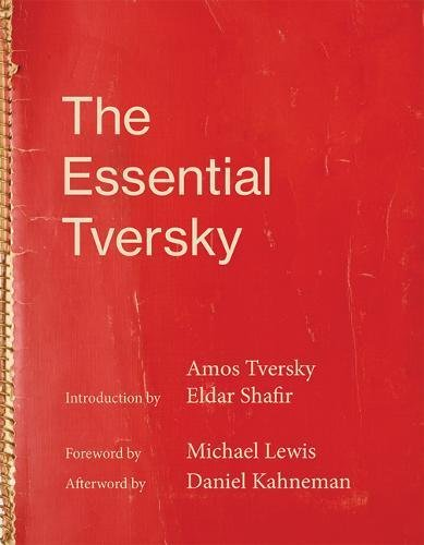 The Essential Tversky (The MIT Press)
