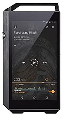 Pioneer Portable High Resolution Digital Audio Player (Black) from Pioneer