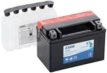 Exide - Batería ytx9-bs
