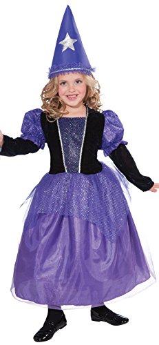 Forum Novelties Kids Mystical Mischief Costume, Large, One Color (Mystical Sorceress Costume)
