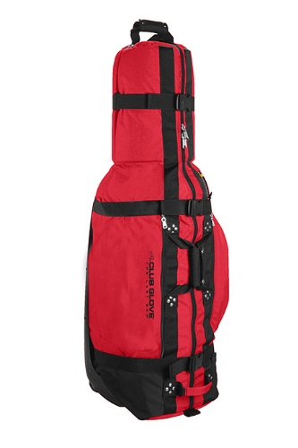 Club Glove 2011 Last Bag Golf Travel Bag Red, Outdoor Stuffs