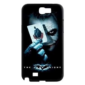 Hjqi - Custom Joker Phone Case, Joker Customized Case for Samsung Galaxy Note 2 N7100