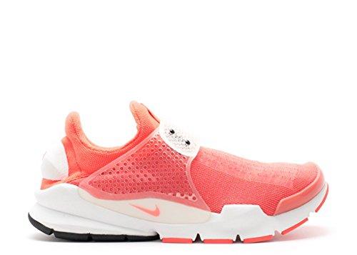Nike Sock Dart Infrared White Trainer